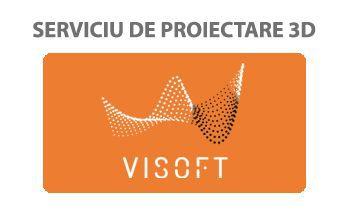 ViSoft - proiectare 3D