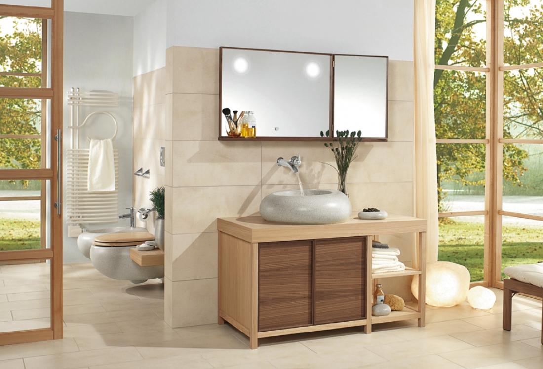7 sfaturi pentru maximizarea luminozitatii in baie