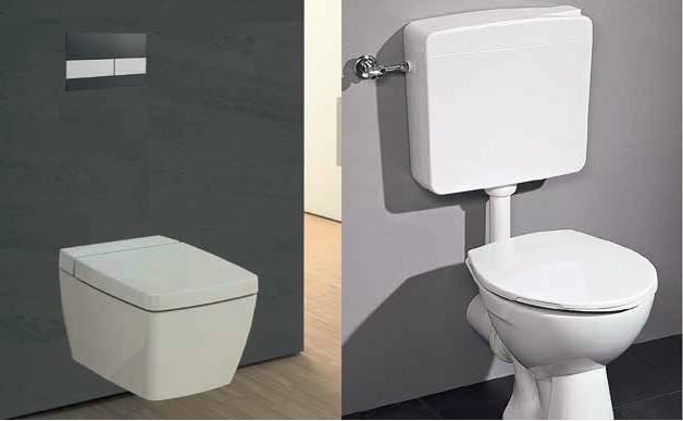 Cum să alegeți un rezervor de WC potrivit?