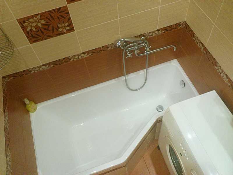 ванная в хрущевке фото | Дизайн