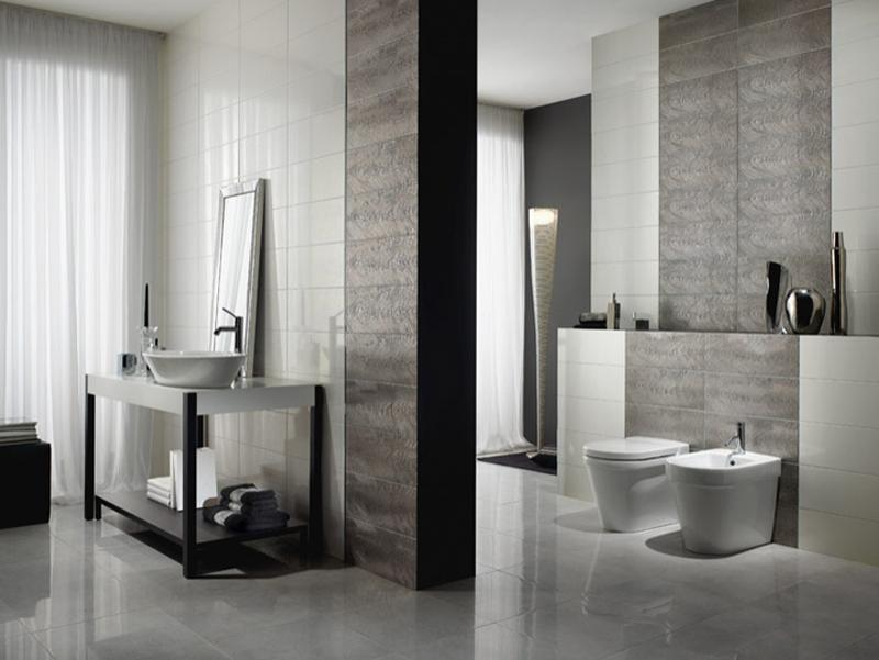 Argento modern - Piastrelle bagno eleganti ...