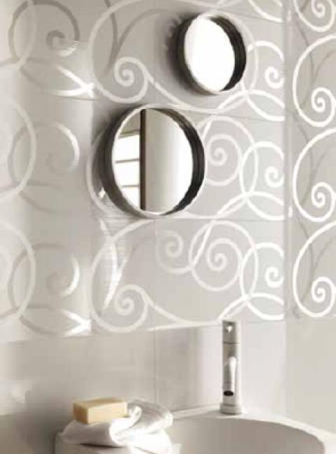 Detaliu placi decorative - seria Paint
