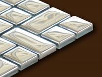 Detalii placă mozaic