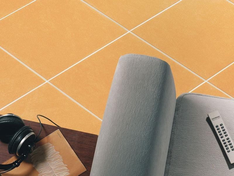 Gresie din seria Colors, nuanta Arancio