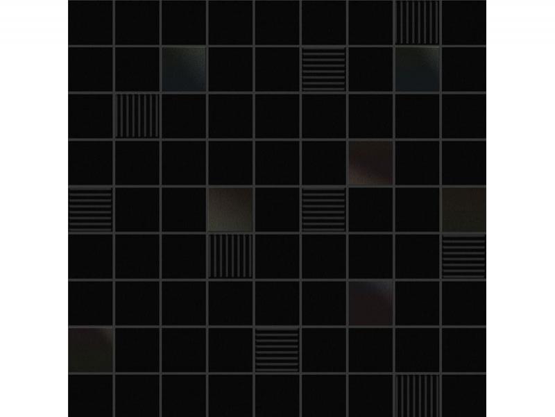 Mosaico Cubic Black