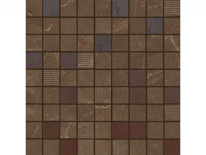 Mosaico Domo Brown