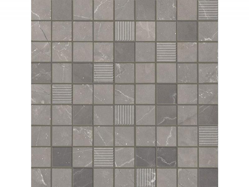 Mosaico Domo Grey