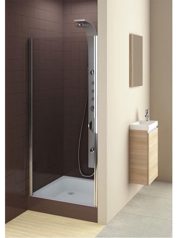 Uşă cabină duş, varianta stânga, GLASS 5
