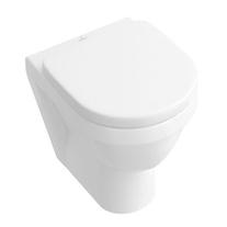 Capac pentru vas WC, soft close, alb, Joyce