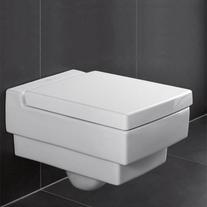 Capac WC, soft close, alb alpin, Memento