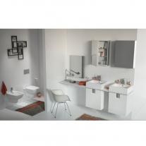 Mobilier Kolo Geberit Group, Twins, 50 cm, alb lucios