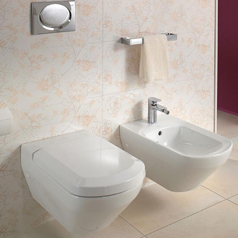 Vas WC suspendat, alb alpin, Sentique