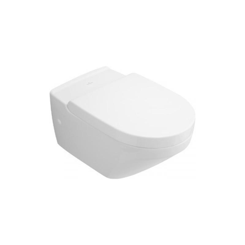 Capac WC, soft close, alb, Lifetime