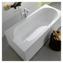 Cada de baie, 170 x 75 cm, alb, Oberon