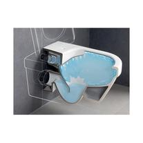 Vas WC suspendat + Capac WC soft close, alb, Joyce