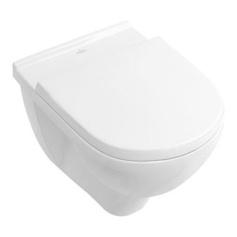 Capac WC, soft close, cu prinderi metalice, O.Novo