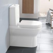 Rezervor monobloc pentru vas WC compact, O.Novo