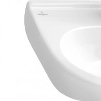 Lavoar Villeroy & Boch, O.Novo, suspendat, 60 cm, alb alpin