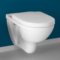 Vas WC suspendat Villeroy & Boch, O.Novo, alb