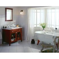 Lavoar incastrat, 63 cm, ceramic plus, alb alpin, Hommage