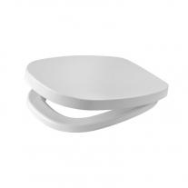 Set vas WC Cersanit, Facile, stativ, cu rezervor si capac Soft-Close inclus