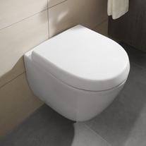 Vas WC suspendat, alb alpin CeramicPlus, Subway 2.0