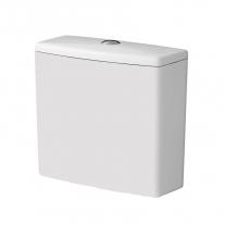 Set vas WC stativ Cersanit, City New, Rimless, cu rezervor si capac Soft-Close inclus