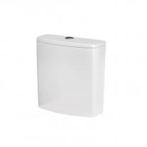 Set vas WC Cersanit, Easy New, stativ, Rimless cu rezervor si capac Soft-Close si Easy Off inclus