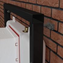 Set rezervor wc incastrat Alcaplast, Sadromodul, pentru instalari uscate (in gips-carton) + clapeta alb-lucios M1710 + izolare fonica