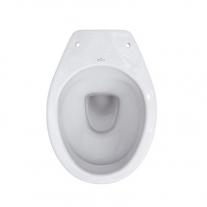 Vas WC Cersanit, President, stativ, alb