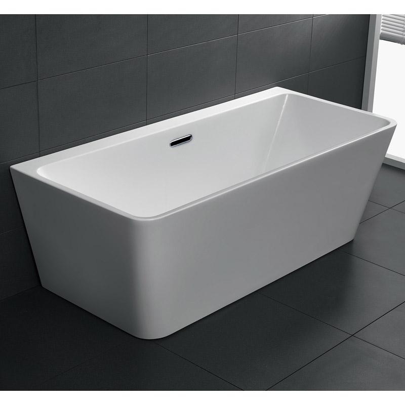 Cada freestanding, Florida, Alvaro New 150, dreptunghiulara, cu instalatie completa, alb