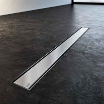 Set rigola de dus cu capac faiantabil, AlcaPlast, APZ13-DOUBLE9 FIT AND GO, 65 cm