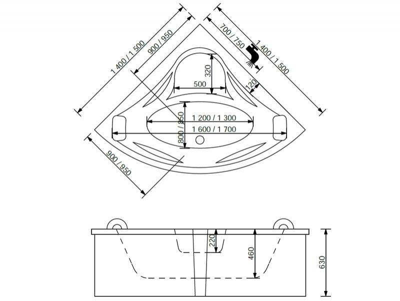 Desen tehnic cada Scala