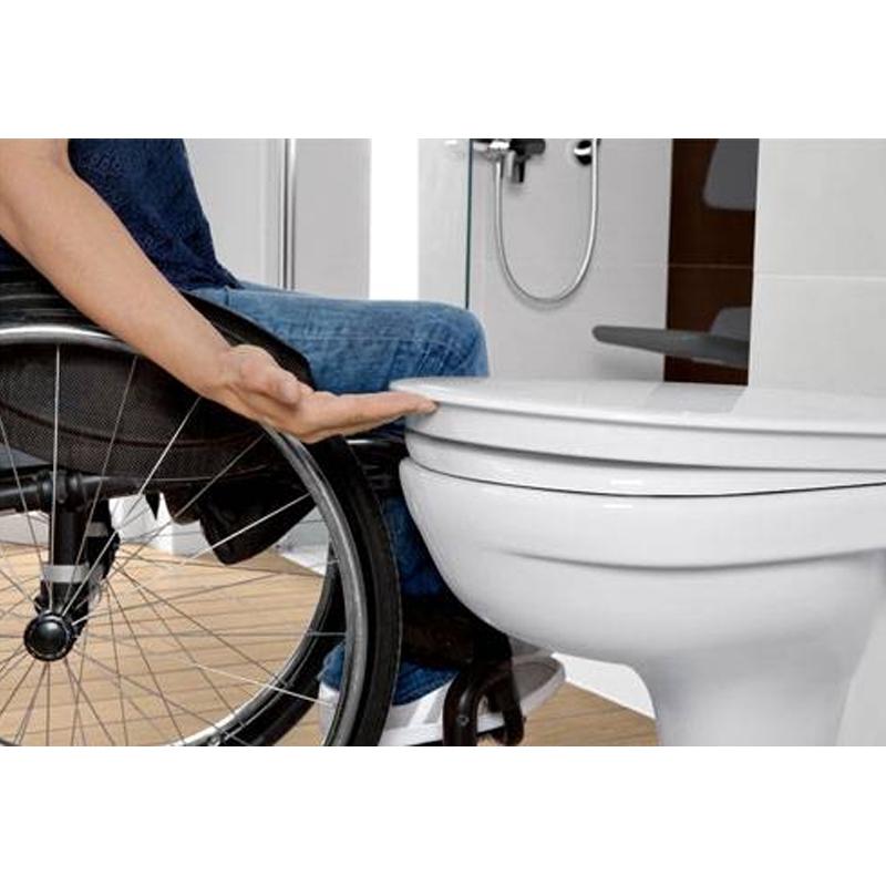 Vas WC suspendat, direct flush, alb alpin, O.Novo Vita