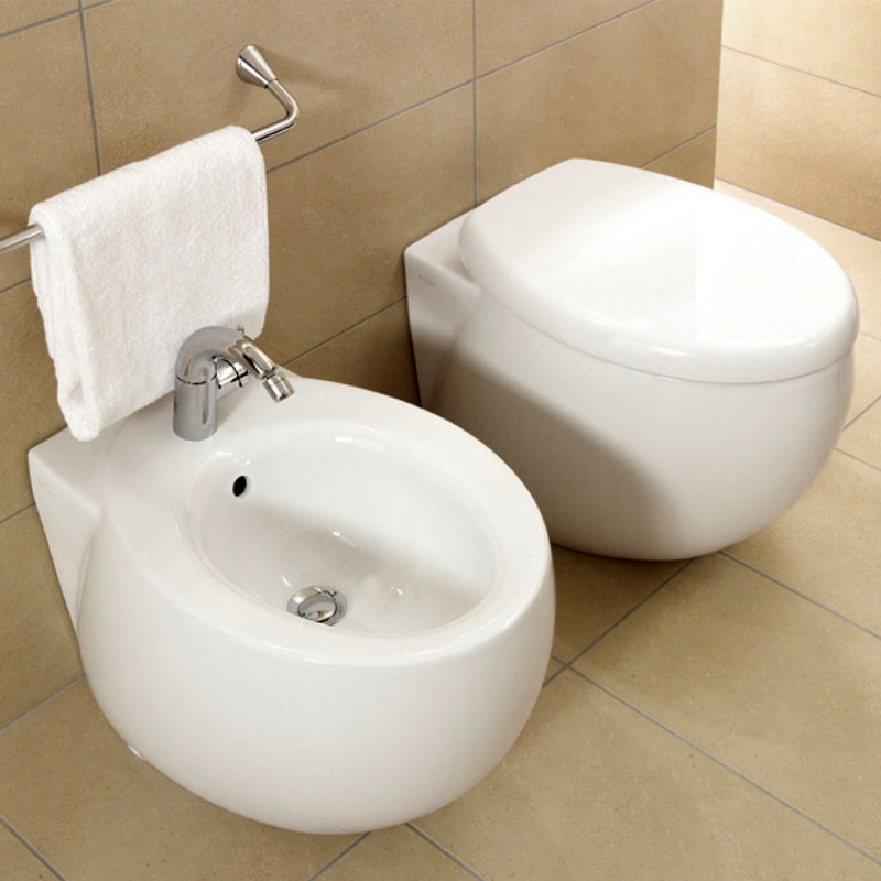 Capac WC soft close, alb, Aveo New Generation