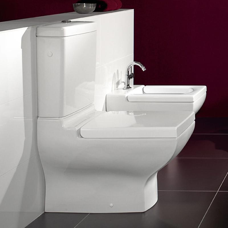 Capac WC, Soft Close, alb, La Belle