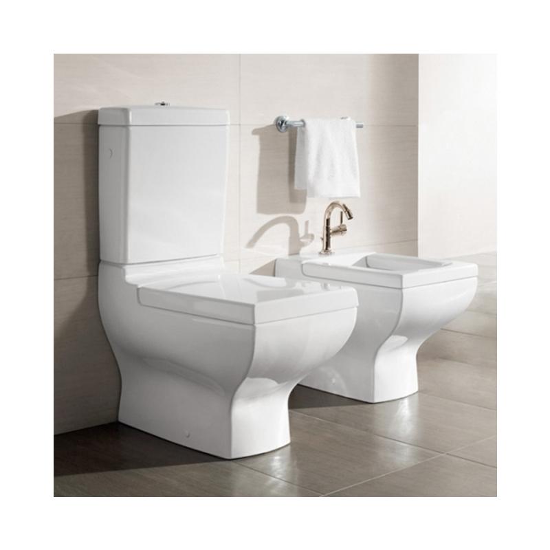 Rezervor cu dubla actionare pentru vas WC compact, La Belle