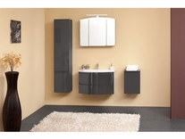 Garnitura de mobilier IMAN, antracit