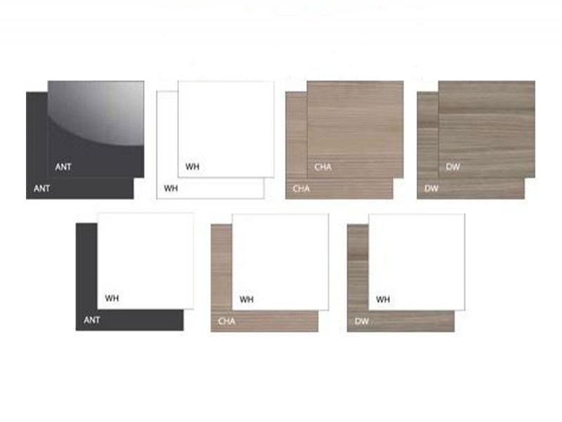 Combinatia de culori standard la mobilier JOLIE