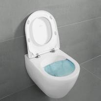 Vas WC stativ, direct flush, alb alpin CeramicPlus, Subway 2.0