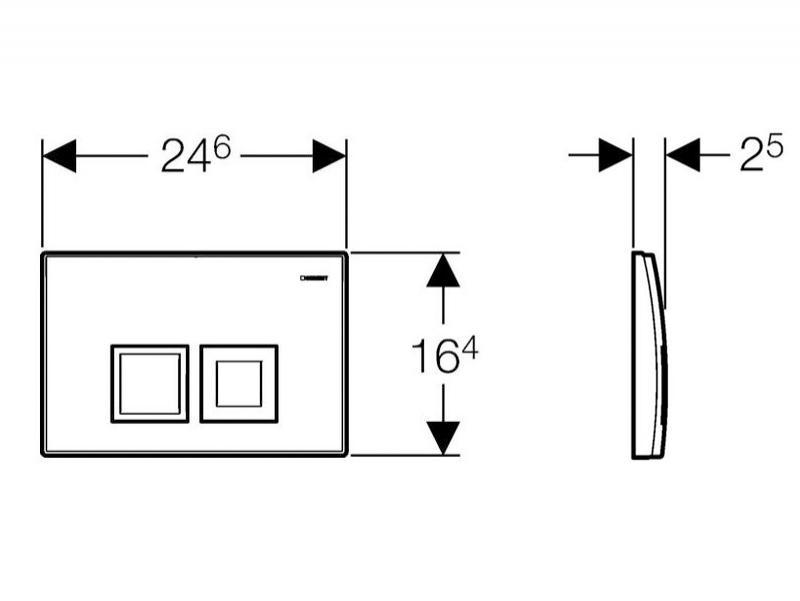 Desen Tehnic, Clapeta DELTA 50