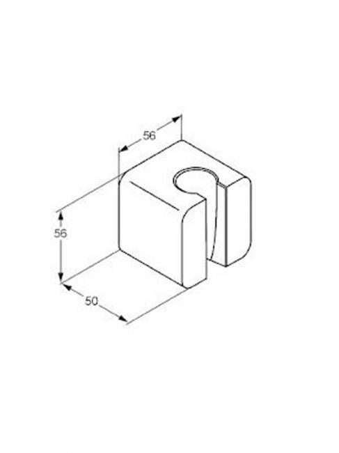 Desen tehnic suport dus, A-QA