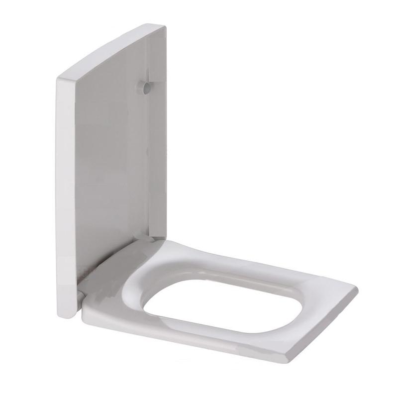 Capac WC, soft close, alb lucios, La Belle