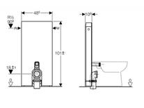 Desen tehnic rezervor Monolith