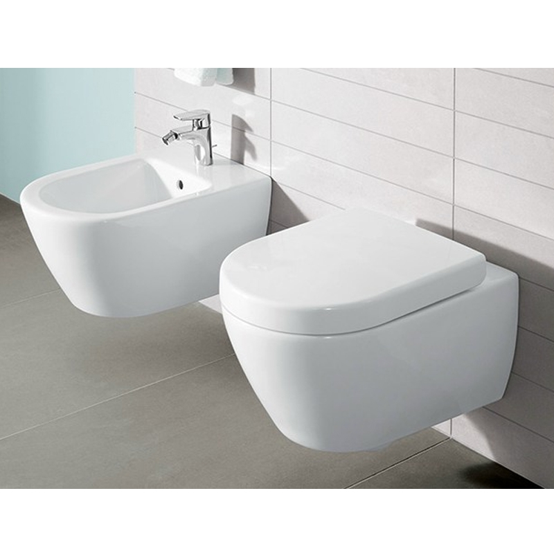 Vas WC suspendat, COMPACT, alb, Subway 2.0