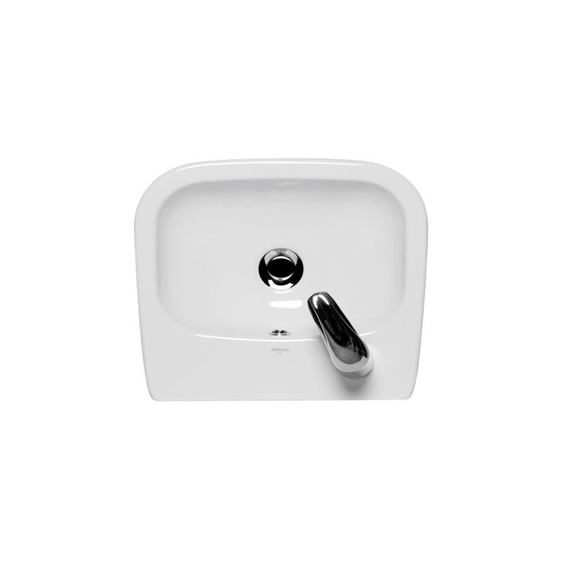 Lavoar de stanga, 40 cm, Facile