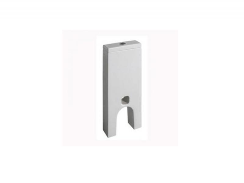 Rezervor cu alimentare laterala pt WC stativ cu set fixare, Monolith