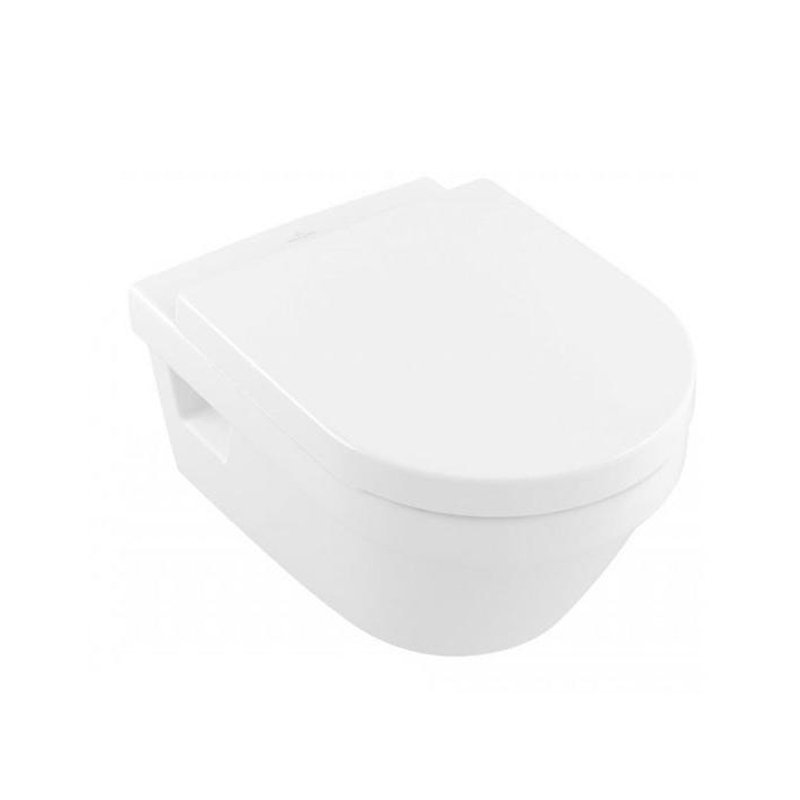 Vav WC suspendat, DirectFlush, OMNIA Architectura