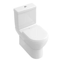 Vas WC stativ monobloc Villeroy & Boch, Subway, 37 x 67 cm, alb alpin