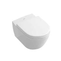 Vas WC suspendat Villeroy & Boch, Subway 2.0, Direct Flush, alb
